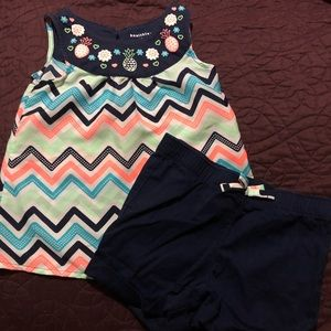 two piece set for girl